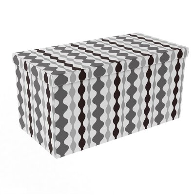 Atlantic Lava Storage Ottoman (Set of 2)