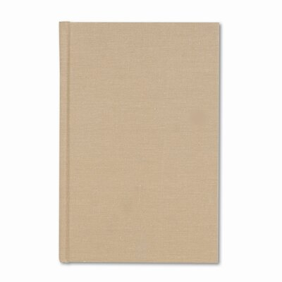 BOORUM & PEASE Handy Size Bound Memo Book, Ruled, 9 x 5-7/8, WE, 96 Sheets/Pad