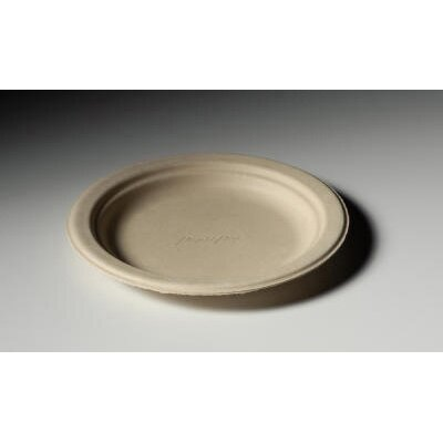 "Chinet 6"" Paper Pro Round Plates in White"