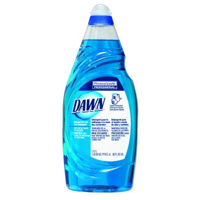 Dawn Manual Pot and Pan Dish Detergent with Floral Scent