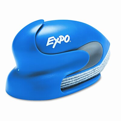 EXPO® Dry Erase Precision Point Eraser with Replaceable Pad, Felt, 9 3/4w x 3 1/4d