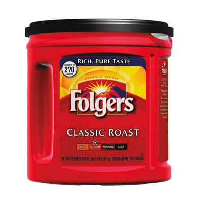 Folgers Classic Roast Regular