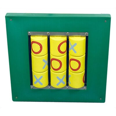 Anatex Tic Tac Toe Wall Panel Toy