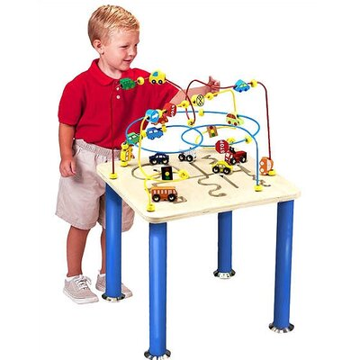 Anatex Traffic Jam Rollercoaster Table