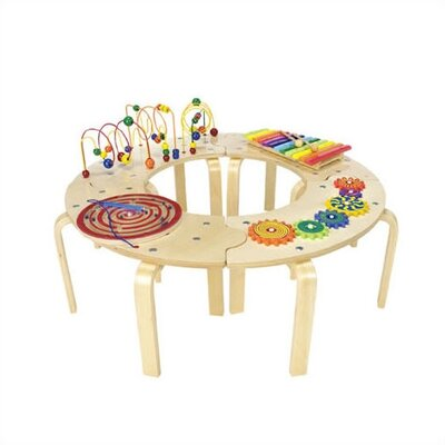 Anatex Mini Circle of Fun Activity Table