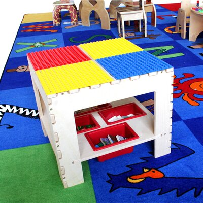 Anatex Building Block Activity Table
