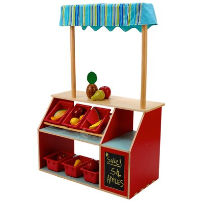 Anatex Market Store Toy Set