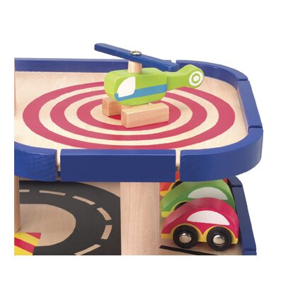 ALEX Toys Parking Garage Play Set