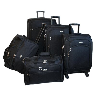 South West 5 Piece Luggage Set
