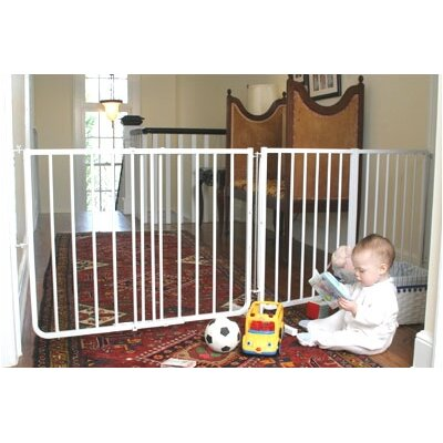 Cardinal Gates Extendable Gate with Accessories
