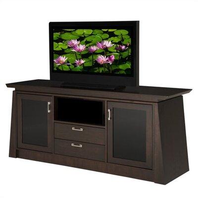 "Furnitech Casa Brasil 70"" Elegante Modern TV Stand"