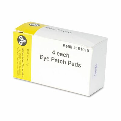 PhysiciansCare® Emergency First Aid Eye Patch (Set of 4)