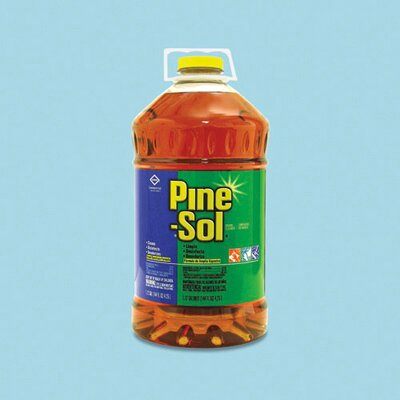 PINE-SOL Pine Scent Cleaner Disinfectant Deodorizer Bottle (Case of 3)