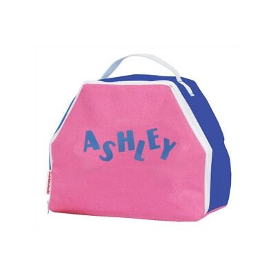 Hoohobbers Personalized Munch Box in Solid Pastel