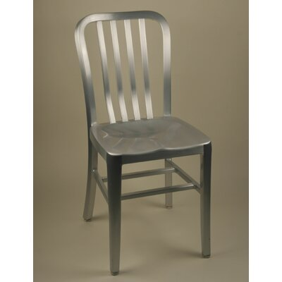 Aluminum Side Chair