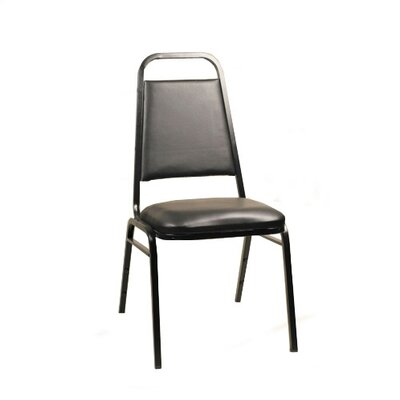 "Alston 20"" Square Back Metal Classroom Stacking Chair"