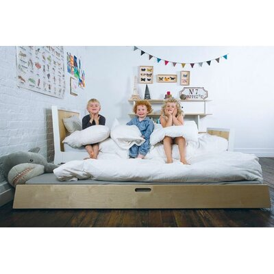 Oeuf Sparrow Twin Trundle Bed