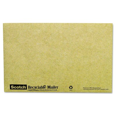 Scotch® Recyclable Padded Mailer (Set of 10)