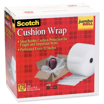 "Scotch-Brite™ Recyclable Cushion Wrap, 12"" X 175Ft."