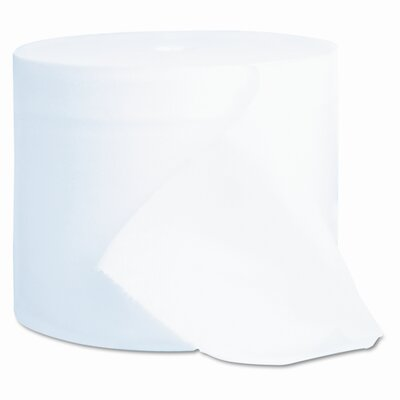 Scott SCOTT Coreless Standard Roll Bath Tissue, 1000 Sheets per Roll, 36 Rolls/Carton