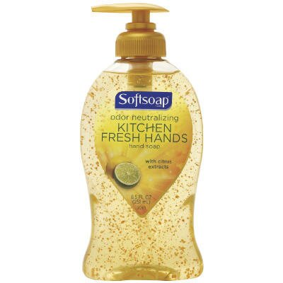Softsoap Hand Soap Kitchen Fresh Hands Pump Bottle - 8.5-oz.