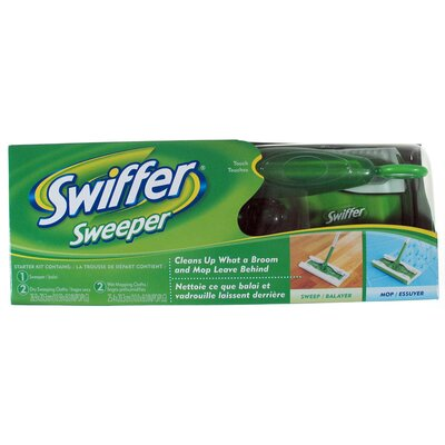 how to change the swiffer