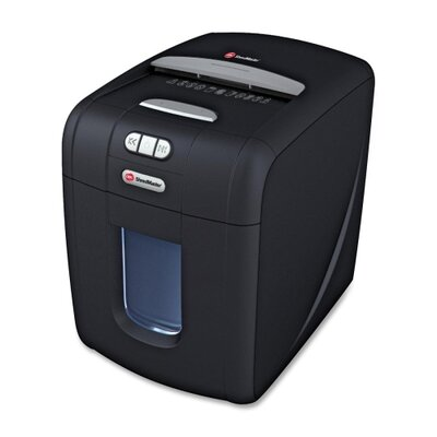 "Swingline Shredder, Cross-Cut, 100 Sht Cap, 12""x18""x17"", Black"