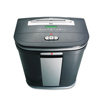 Swingline GBC SM12-08 Light-Duty Micro-Cut Shredder