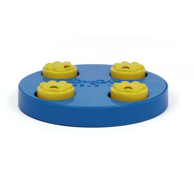 Kyjen Treat Wheel Interactive Dog Toy