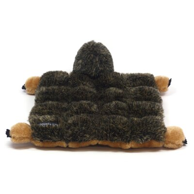 Kyjen Plush Puppies Hedgehog Squeaker Mat for Dog