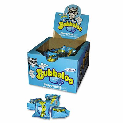 Bubbaloo Bubble Gum with Liquid Center (60 Pack)