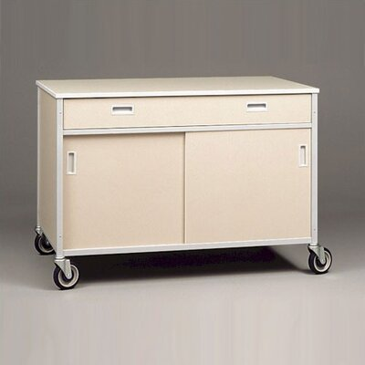 Fleetwood Storage Cabinet with Shelf