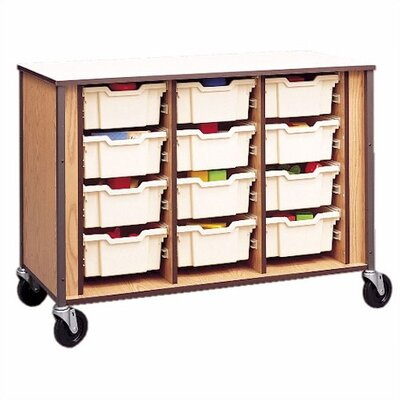 Fleetwood Storage Cabinet with Optional Trays