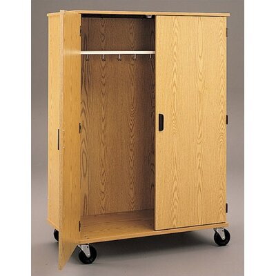 Fleetwood Encore Mobile Wardrobe without Doors