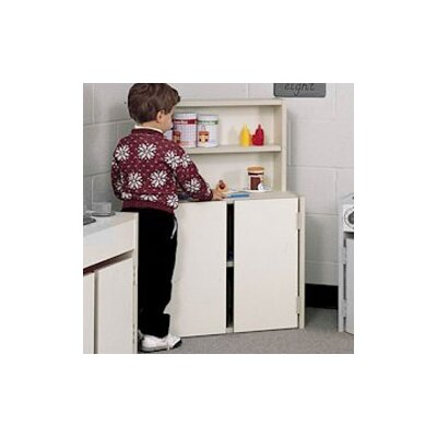 Fleetwood Koala-Tee Play Kitchen Hutch and Cupboard