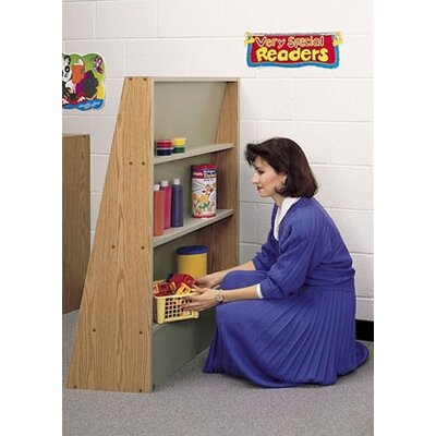 Fleetwood Koala-Tee Book Display Rack with Rear Shelves