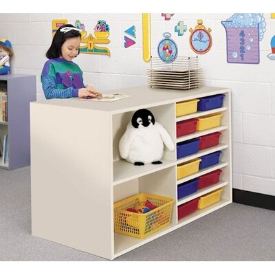Fleetwood Koala-Tee Double Sided Storage Cabinet with Cubbie Trays