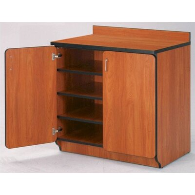 "Fleetwood Illusions 36"" Base Cabinet with Doors/Shelves"