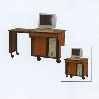 Fleetwood Freedom 2 Person Computer Work Center
