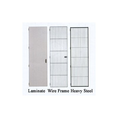 "Fleetwood Harmony 24"" W Folio Storage Cabinet with Optional Door"