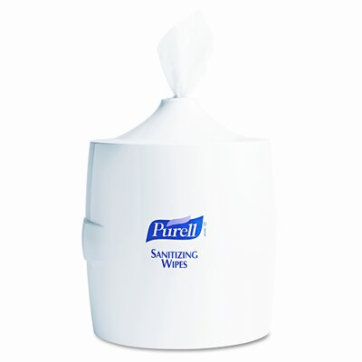 Purell® Hand Sanitizer Wipes Wall Mount Dispenser, 700/1200 Wipe