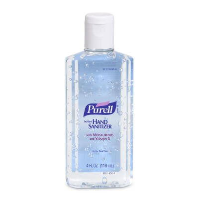 Purell® Instant Hand Sanitizer Flip-Cap Bottle