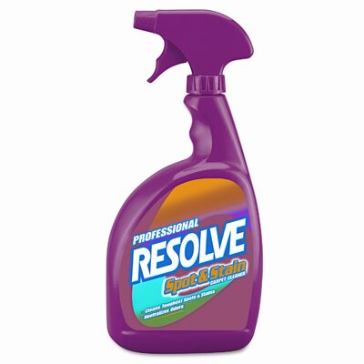 Resolve Professional Spot and Stain Carpet Cleaner, 32 oz.