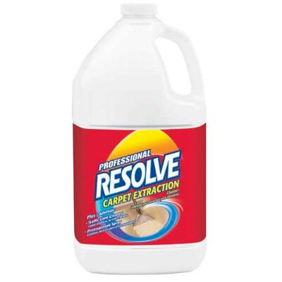 Resolve Carpet Extraction Cleaner, 4/Case