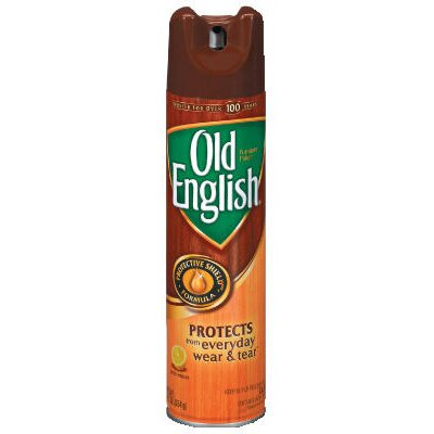 Old English Lemon Scent Furniture Polish