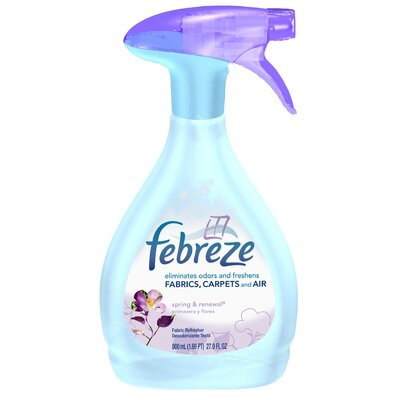 Febreeze 27 Oz Spring and Renewal Scent Fabric Refresher