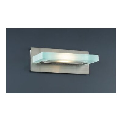 PLC Lighting Slim 1 Light Vanity Light