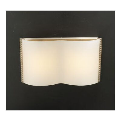 PLC Lighting Nadia  2 Light Wall Sconce