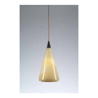 PLC Lighting Caroline 1 Light Mini Pendant