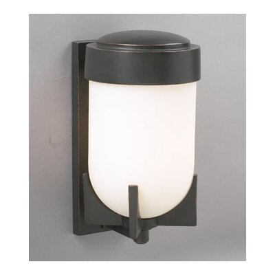 PLC Lighting Firenzi 1 Light Outdoor Wall Sconce
